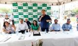 Maurão prestigia assinatura de ordem de serviço de R$ 5,5 milhões para recuperação de ruas em Cacoal