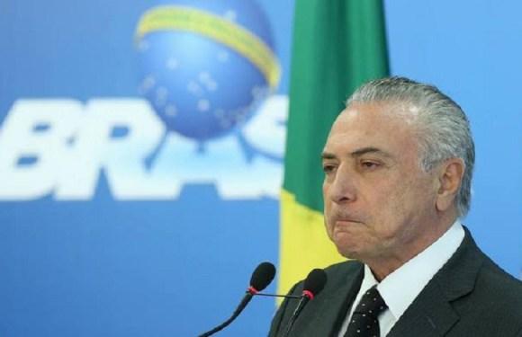 Painel Político revela o que Temer respondeu à PF sobre o Decreto dos Portos