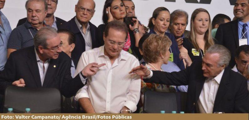 Quem é quem no 'quadrilhão do PMDB' apontado pela PF