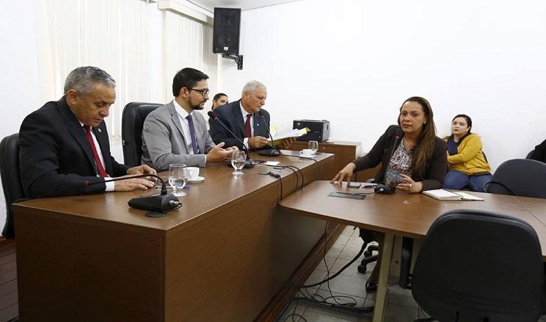 Rosangela Donadon participa de Comissão e destaca a importância do PROERD nas escolas