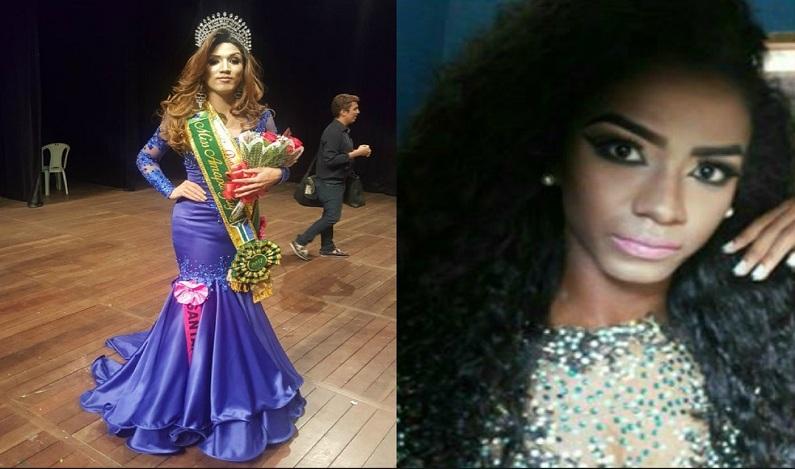 Em concurso, candidata não aceita derrota e arranca coroa de Miss Amapá Gay 2017; vídeo