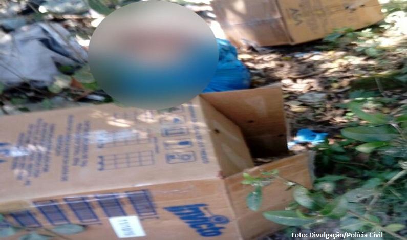 Corpos esquartejados encontrados no RS são de crianças, indica perícia
