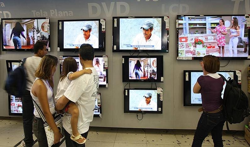 Sinal analógico de TV será desligado em Fortaleza e Salvador na quarta