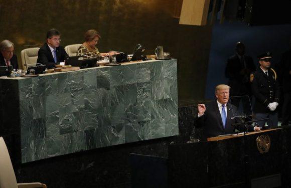Na ONU, Trump diz que vai destruir Coreia do Norte se 'não tiver escolha'