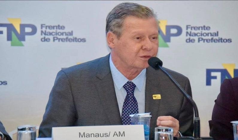 Arthur Virgílio diz ser o melhor nome do PSDB para enfrentar Lula