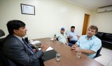 Cleiton Roque destina recursos para atender município de Vale do Anari