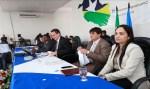 Deputados firmam compromisso e garantem recursos a Pimenta Bueno