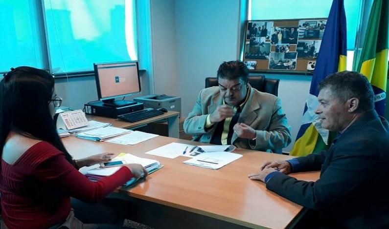 Deputado Edson Martins confirma a realização da POC Itinerante em Ji-Paraná