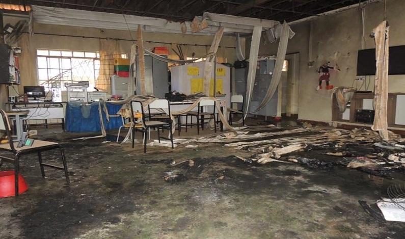Mais duas crianças vítimas do incêndio em Janaúba deixam hospital