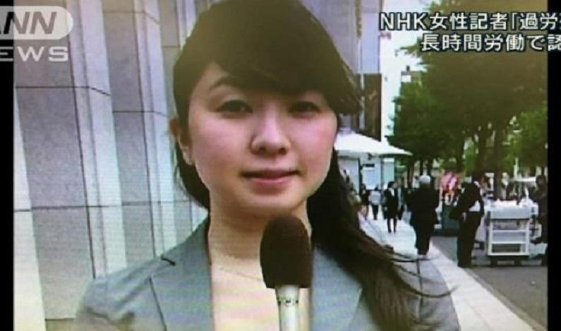 Repórter japonesa morre após trabalhar 159 horas extras em um mês