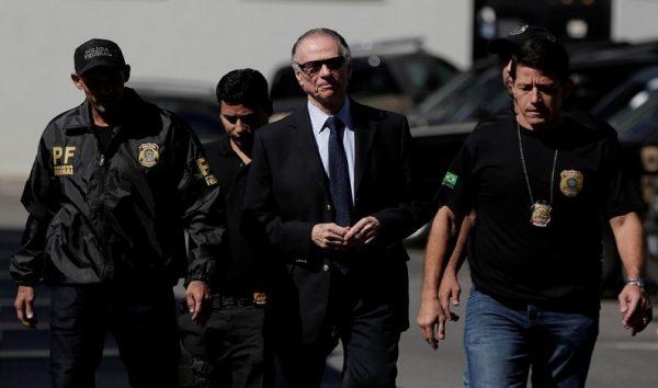 Nuzman entra com pedido de habeas corpus e vê prisão abusiva e ilegal