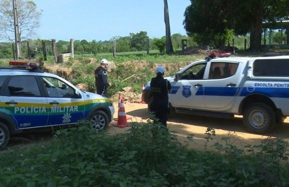 Exército realiza Operação Varredura no presídio de Ji-Paraná (RO)