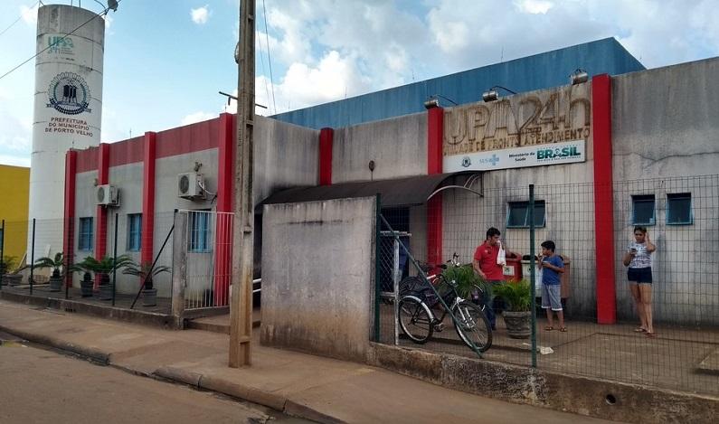Crise nas UPA's aumenta e soro fisiológico começa faltar a pacientes de Porto Velho