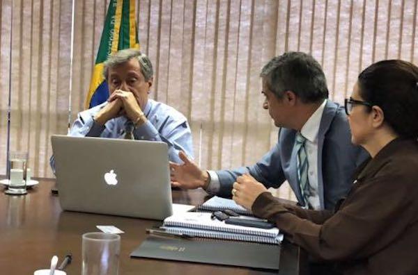 Secretário de Defesa de RO apresenta projeto defasado e é rejeitado por ministro