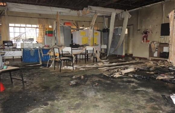 Alunos de creche incendiada em Janaúba voltam às aulas nesta quinta