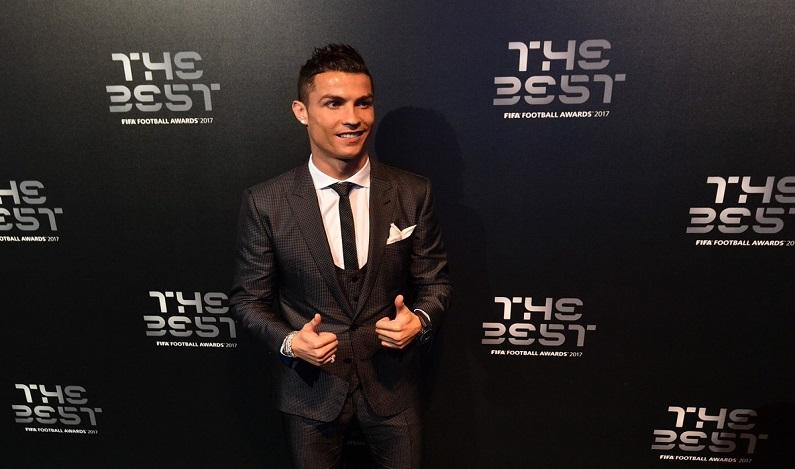 Cristiano Ronaldo vence pela 5ª vez troféu de melhor do mundo