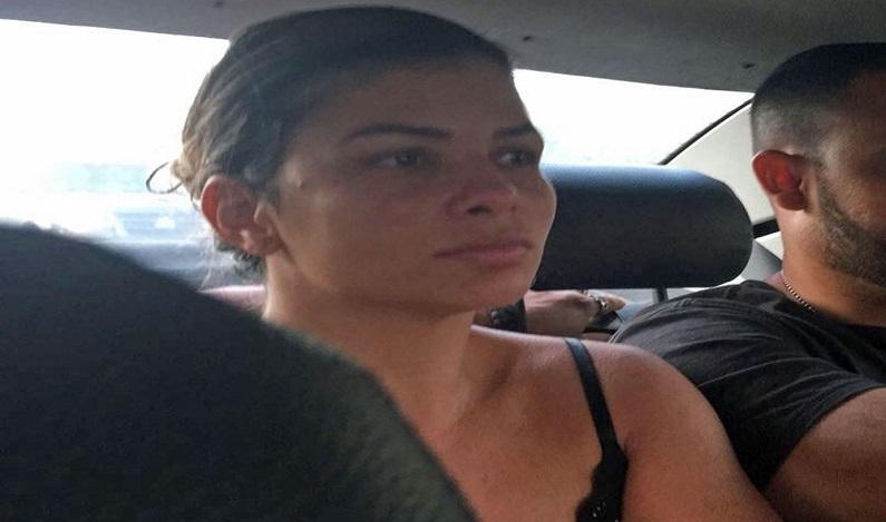 Danúbia Rangel, mulher do traficante Nem, é presa no RJ
