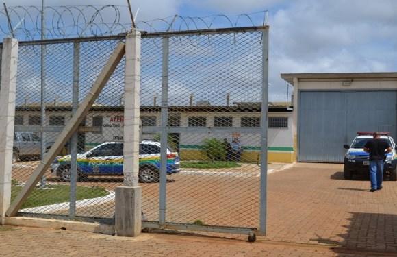 Presos fazem motim no Centro de Ressocialização Cone Sul em Vilhena, RO