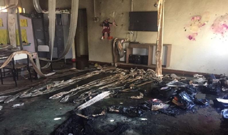 Morrem mais duas crianças vítimas de incêndio em creche