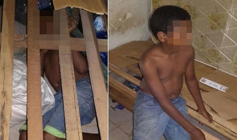 Justiça manda prender pai de menino deixado em cela de estuprador
