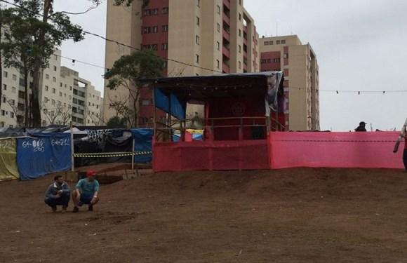 Prefeitura tenta barrar show de Caetano Veloso em ocupação do MTST no ABC Paulista