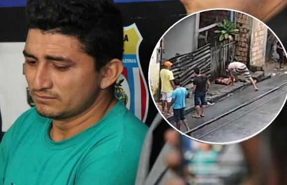 Polícia prende homem que matou padrasto por vingança para defender a mãe no AM