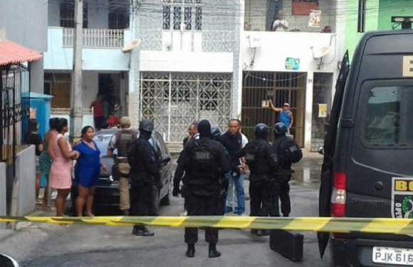 Após surto, mulher atira em marido e mantém bebê de 3 meses refém em Salvador