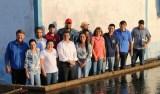 Cleiton Roque acompanha secretário Nacional da Pesca em agenda no interior