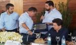 Jean Oliveira entrega título de Cidadão Rondoniense ao ministro Blairo Maggi