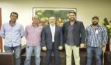 Léo Moraes se reúne com Presidente do TJRO para acompanhar criação do Posto Avançado de Cartório em União Bandeirantes