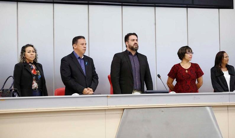 Léo Moraes realiza audiência pública sobre os conselhos tutelares de Rondônia