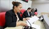 Deputada Rosângela Donadon confere título honorífico a ex-parlamentar