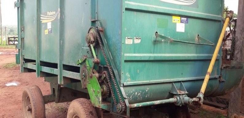Trabalhador morre após ter o corpo triturado por misturador de ração em TO