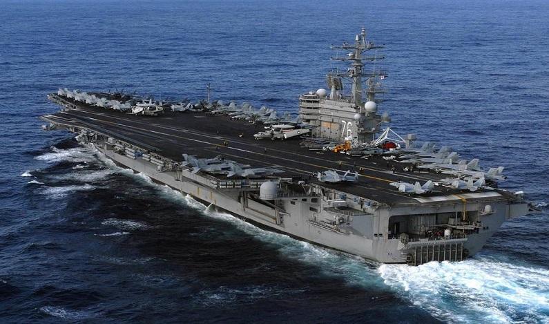 Avião da Marinha americana cai no mar das Filipinas com 11 pessoas a bordo