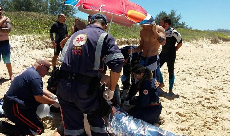Filho da escritora Lya Luft morre em Florianópolis durante surfe