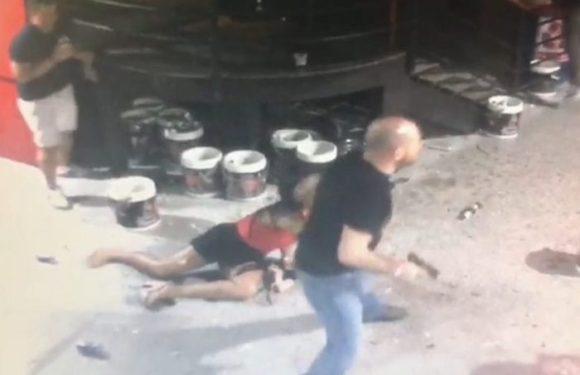 VEJA VÍDEOS: Embriagado, delegado saca arma, mata advogado e fere outros três em bar