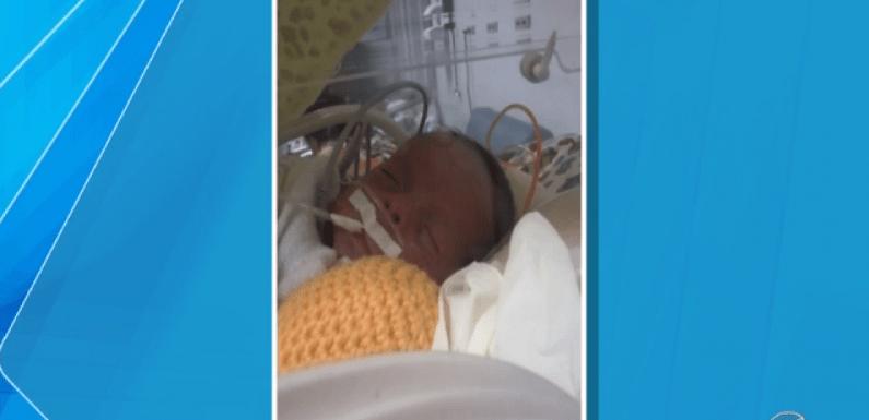 Bebê prematuro vai parar na UTI após enfermeira injetar leite materno na veia da criança