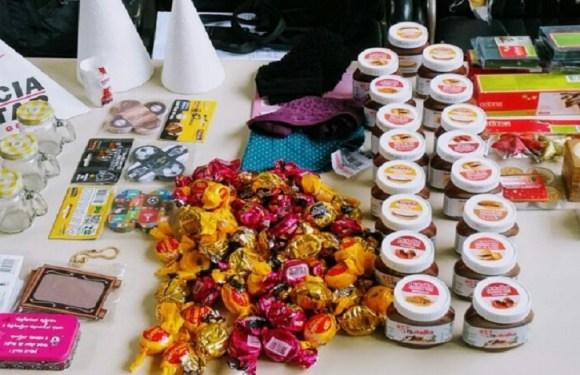 Mulher é presa em shopping de BH após furtar bombons e Nutellas