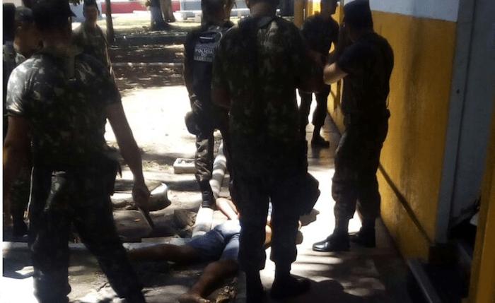 Exército nega participação de soldados nas mortes de sete jovens no RJ