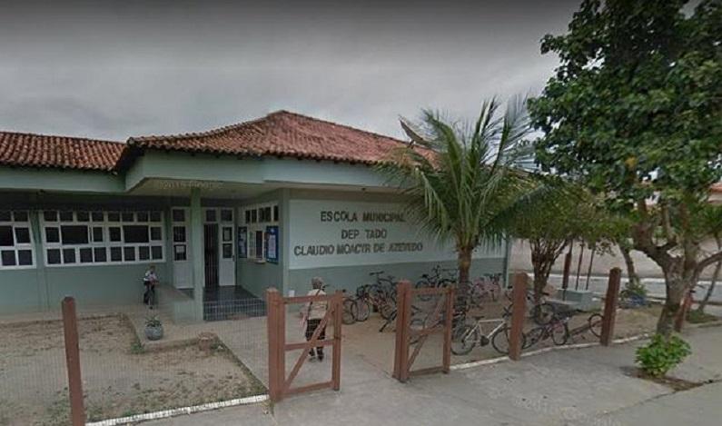 Caminhão atinge escola em Iguaba Grande, no RJ, e fere 17 alunos