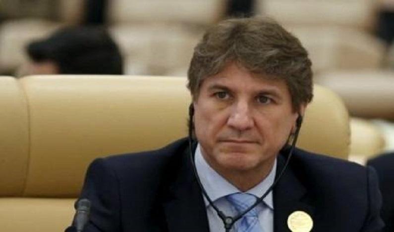 Ex-vice-presidente da Argentina é preso em Buenos Aires