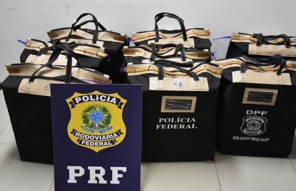 Caminhoneiro é preso no PR com mais de R$ 10 milhões escondidos em carga