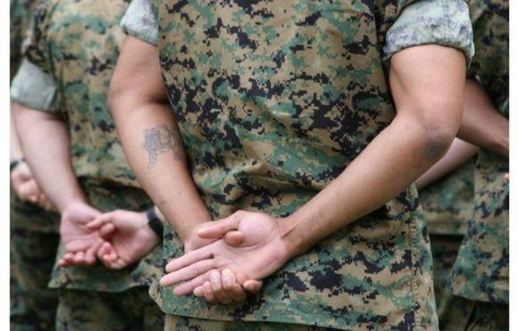 Um ano após STF impedir veto a tatuagem, Marinha, bombeiros e polícias militares barram tatuados