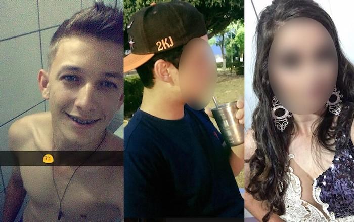 Adolescente de 17 anos capota camionete e mata três