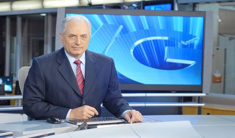 Globo rescinde contrato com William Waack