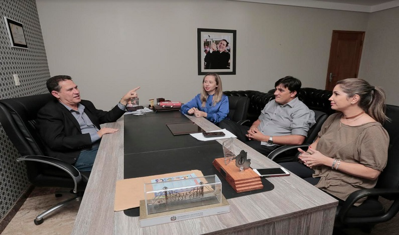 Deputados confirmam recursos para a construção de novo escritório da Emater em Espigão do Oeste