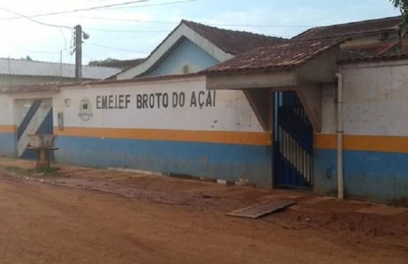 Casal é preso suspeito de atirar em vigilante de escola em Porto Velho