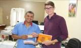 Fecomércio-RO realiza 1ª entrega de Certificação Digital a escritório de contabilidade em Porto Velho