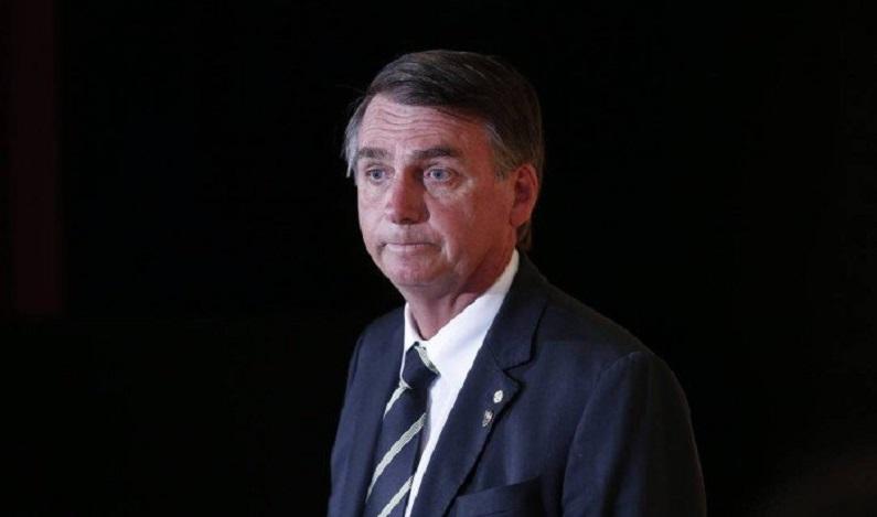 Bolsonaro diz que só abandona candidatura se for morto