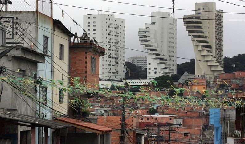 Um quarto dos brasileiros vive com menos de R$ 18 por dia